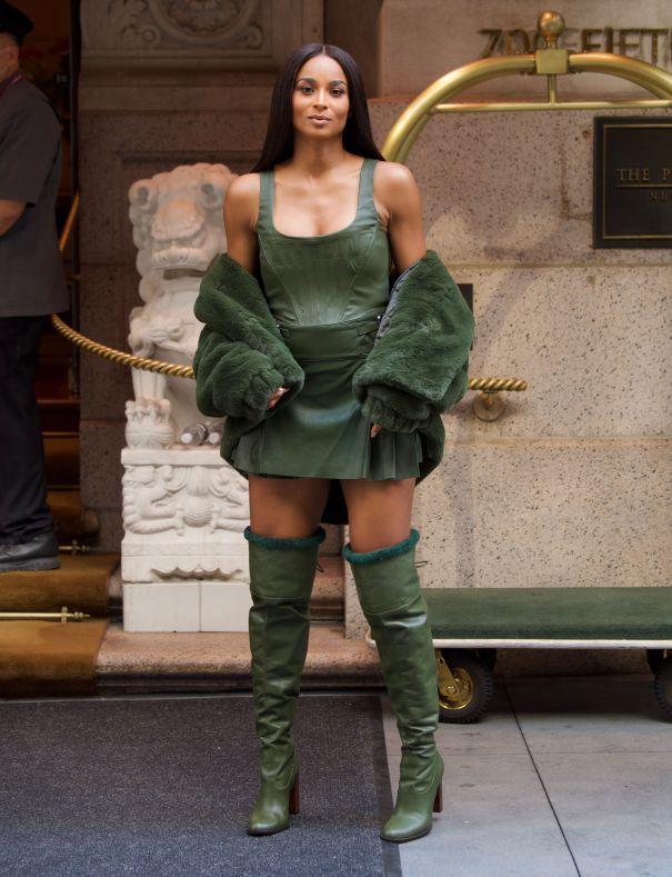 Ciara Is Ready For Fall