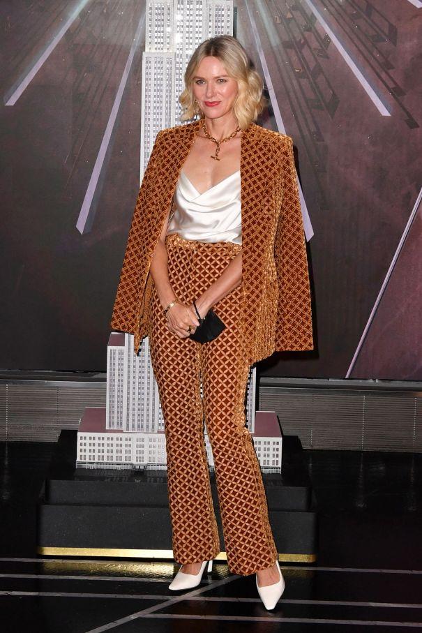 Naomi Watts Rocks A Power Suit