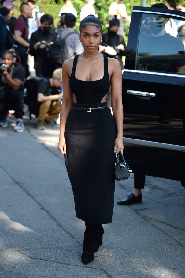 LBD - Long Black Dress