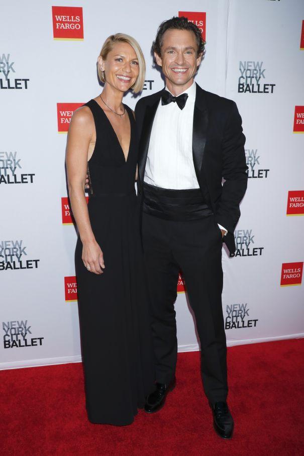 Claire Danes And Hugh Dancy Attend Ballet Benefit