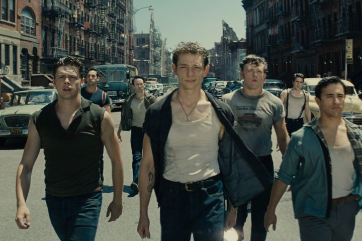 Mike Faist as Riff in 20th Century Studios' WEST SIDE STORY. Photo: 20th Century Studios. All Rights Reserved