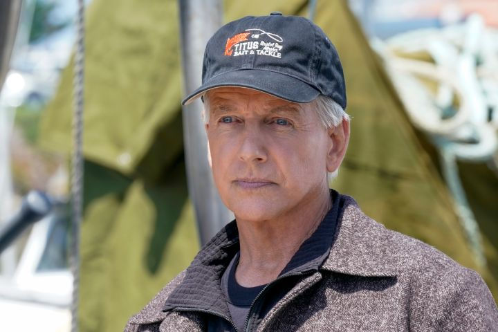 "Mark Harmon in ""NCIS"""