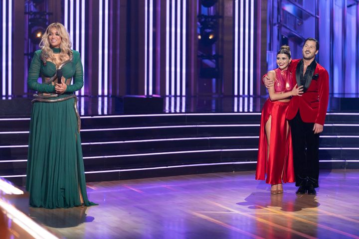 """Tyra Banks pays tribute to Britney Spears on """"DAncing with the Stars"""""""