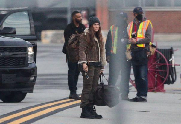 Jennifer Lopez Films In Canada