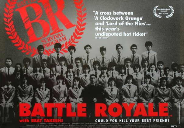 'Battle Royale' (2000)