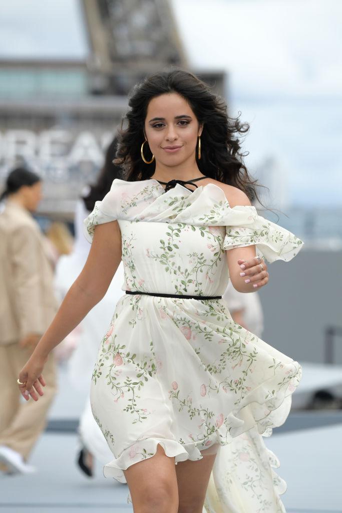 Camila Cabello. Photo: Kristy Sparow/Getty Images for L'Oreal