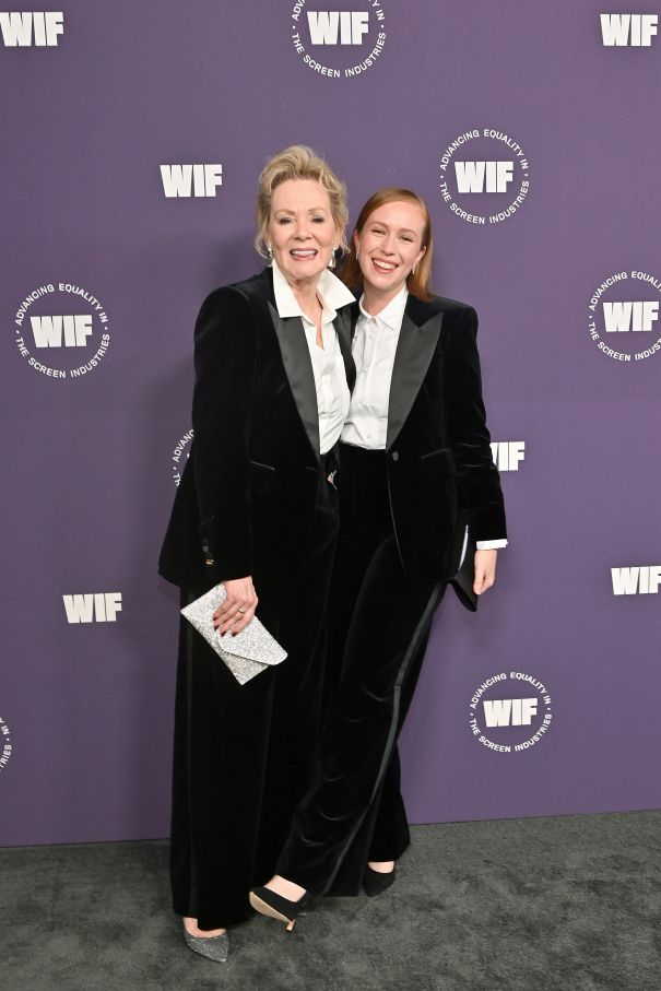 Jean Smart And Hannah Einbinger Are Twinning