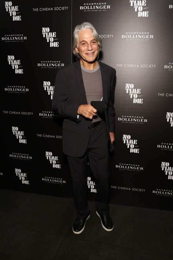 Tony Danza Steps Out For James Bond