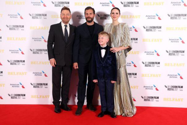 'Belfast' Family Affair In London
