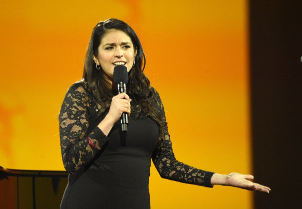 Cecily Strong Brings The Funny