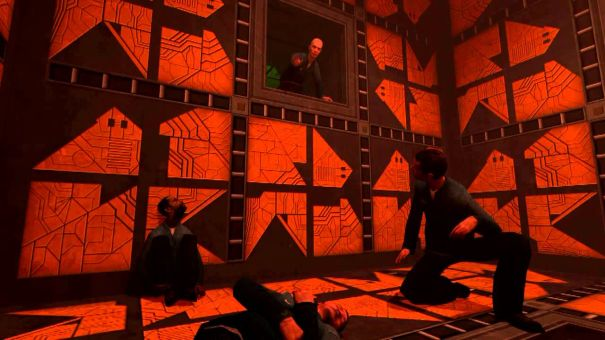 'Cube' (1997)