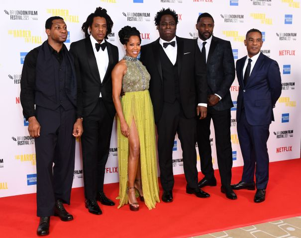 Star-Studded 'The Harder They Fall' Premiere