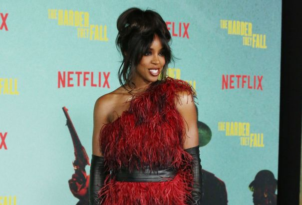 Kelly Rowland Is The Red Carpet