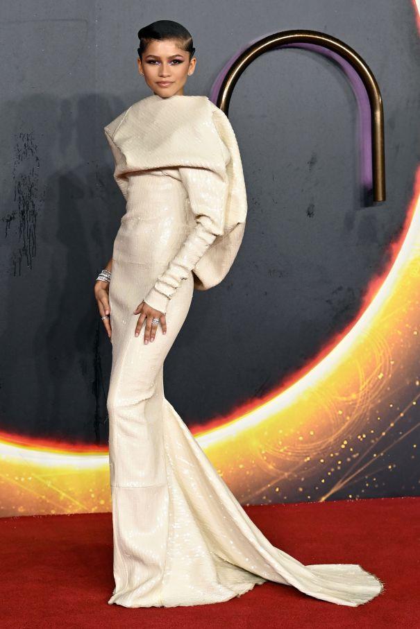 Zendaya Is A Futuristic Queen