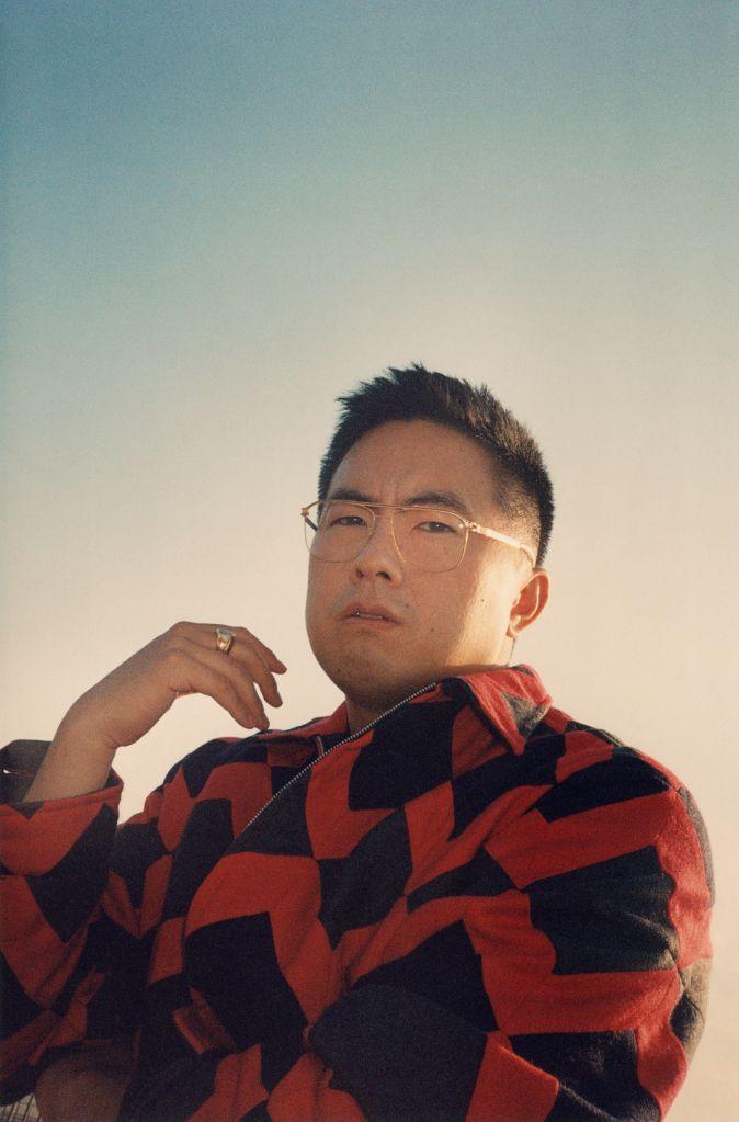 Bowen Yang. Photographed by Andreas Laszlo Konrath